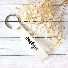 Load image into Gallery viewer, Personalised Keychain
