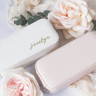Personalised Jewelry Box