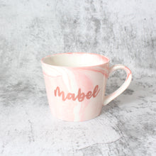Load image into Gallery viewer, Oblique Coffee Mug (Sweet Pink)