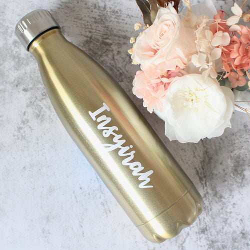 Oasis Insulated Bottle (Champagne)