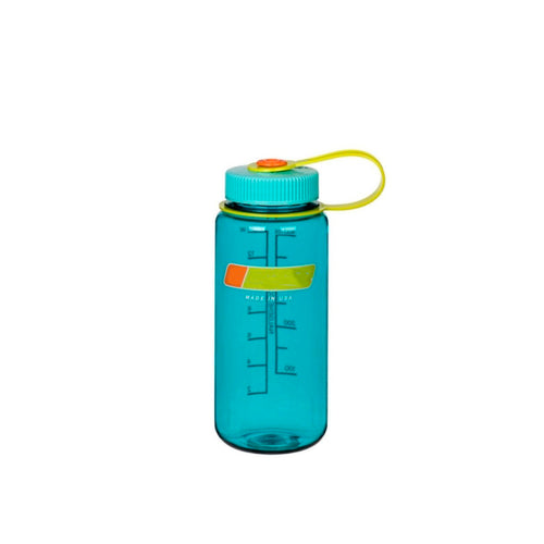 16 Oz Personalised Water Bottle (Cerulean)