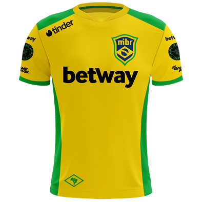 LIMITED EDITION Brazil Men's Pro Jersey