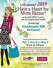 OHSU craft fair banner