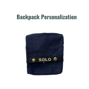 Personalization: Backpack - Wag Theory