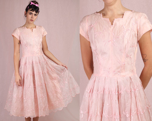 ❤️ Organza Tea Dress