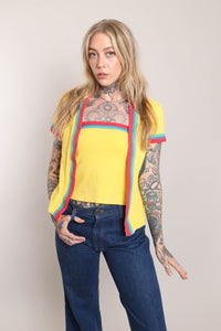 60s Tartan Emma Domb Dress