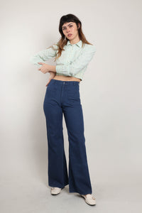 60s Ethereal Orange Chiffon Gown