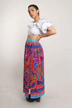 70s Floral Embroidered Jacket