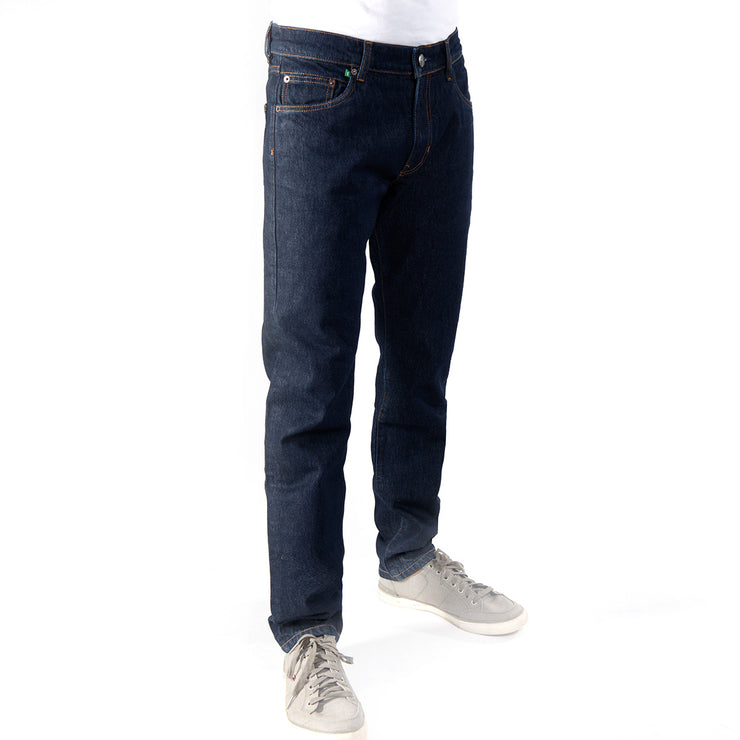 fairjeans - Regular - Navy - 100% Biobaumwolle
