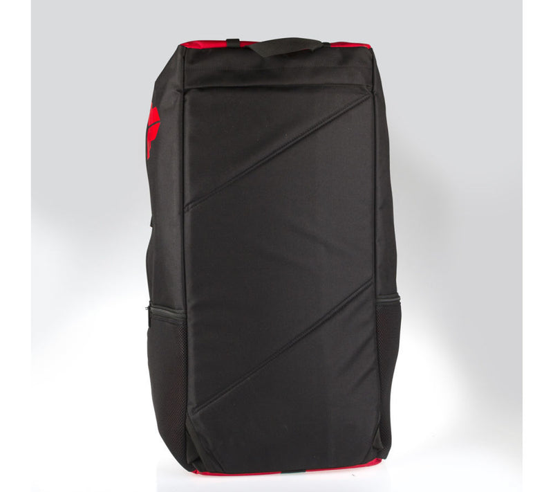 Sports Bag FIGHTER LINE XL - red/grey/black