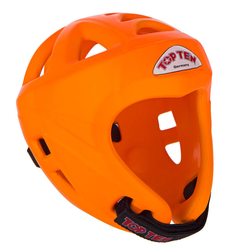 TopTen Neon Orange Avantgarde Head Guard