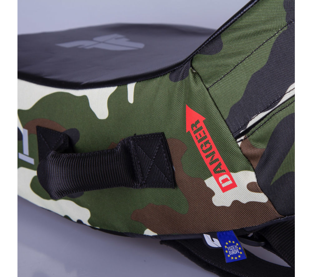 Fighter Kicking Shield - MULTI GRIP - TACTICAL SERIES - Camo