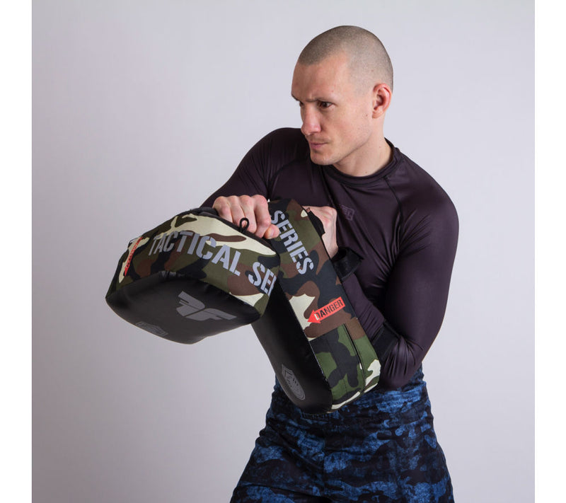 Fighter Thai Kick Pad MAXI -  - TACTICAL SERIES - Camo