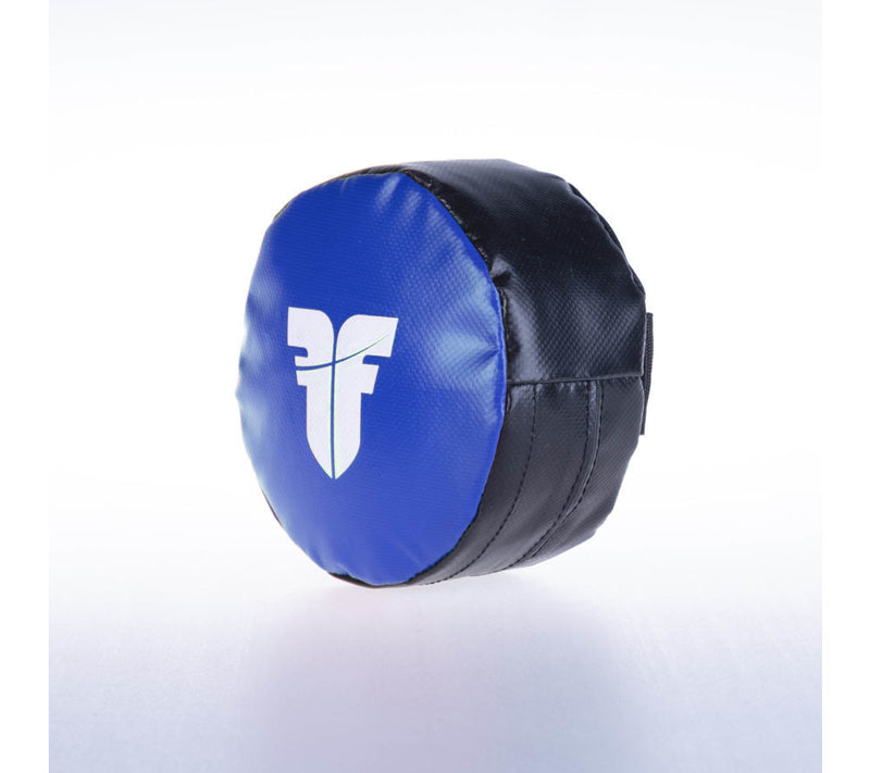 Fighter Round Target - MINI - blue