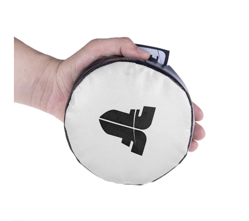 Fighter Round Target - MINI - white