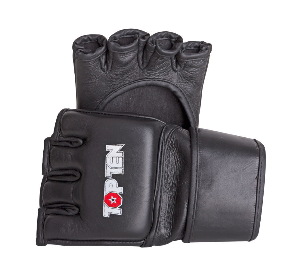 TOP TEN MMA FREE-THUMB SLIM GRAPPLING GLOVES