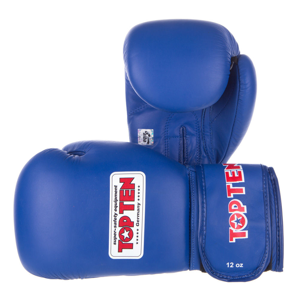 AIBA competition gloves