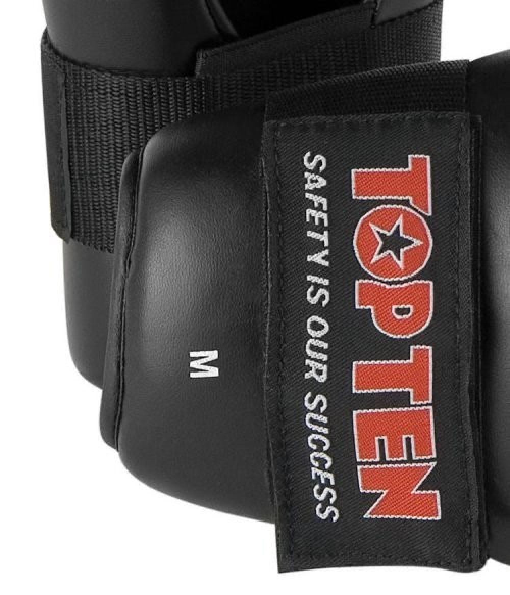 TOP TEN Gloves Point Fighter - black