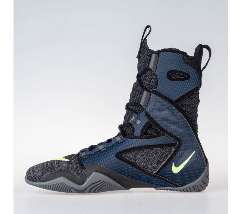 Boxing Shoes Nike HyperKO 2.0 - cool grey/blue