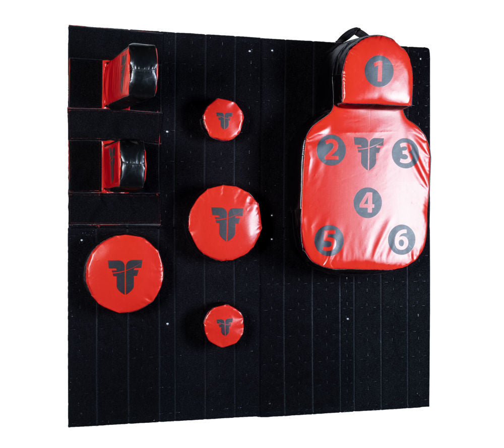 Training Power wall Fighter - Set
