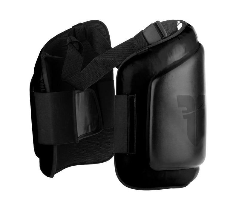 Fighter Thigh Pads - black