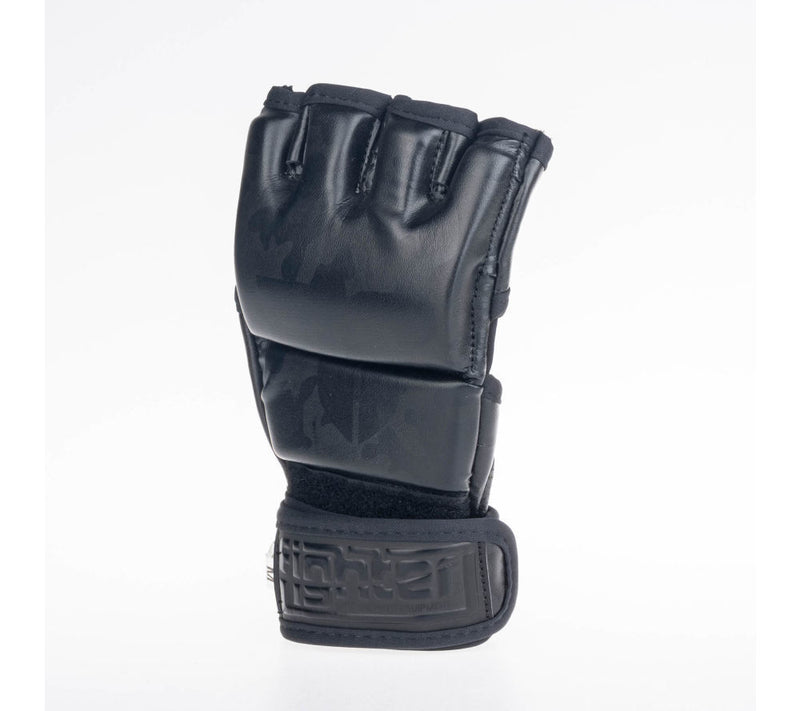 MMA gloves Fighter Competition - black/camo
