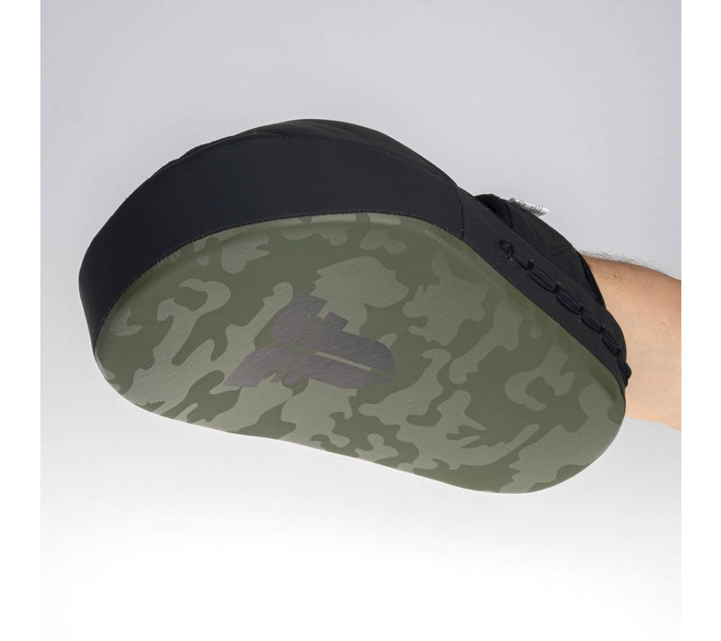 Fighter Focus Mitts - khaki/camo