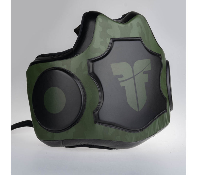 Belly pad Fighter Target - khaki/black