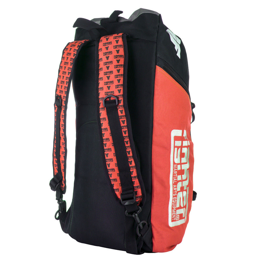 Fighter Sport Bag - black/orange
