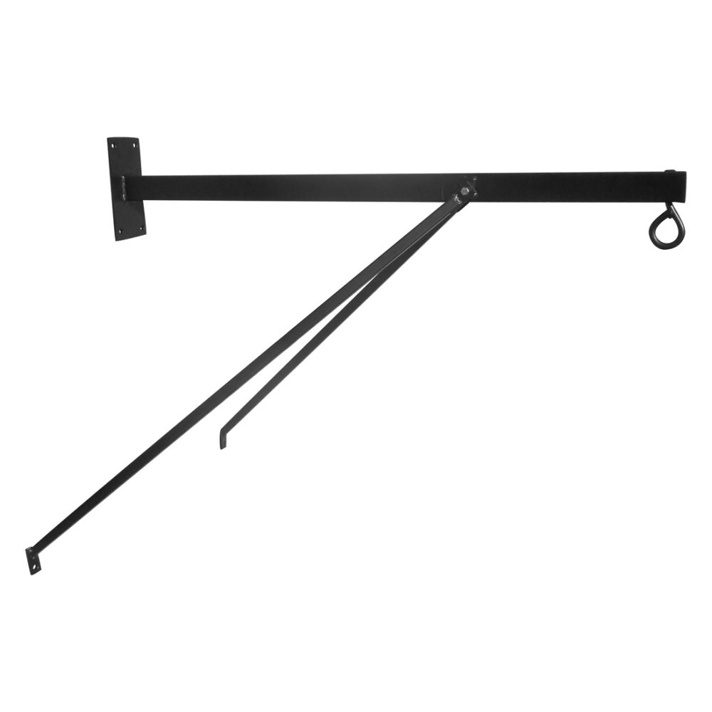 Heavy Bag Wall Hanger - black