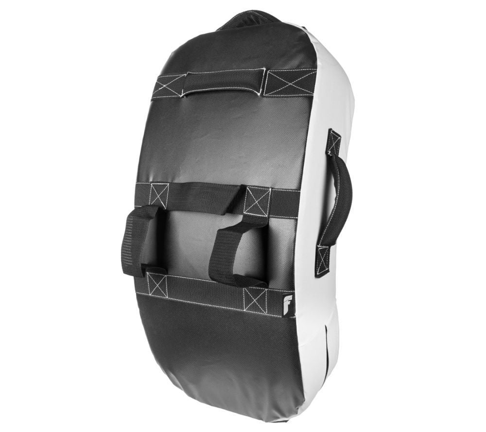 Fighter Kicking Shield - MULTI GRIP - black/white