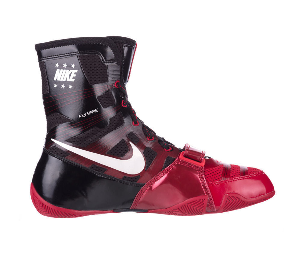 Boxing shoes NIKE HyperKO - red/black