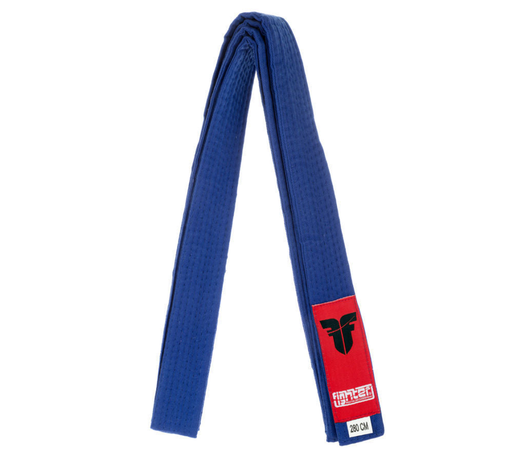 Fighter Karate Blue Belt