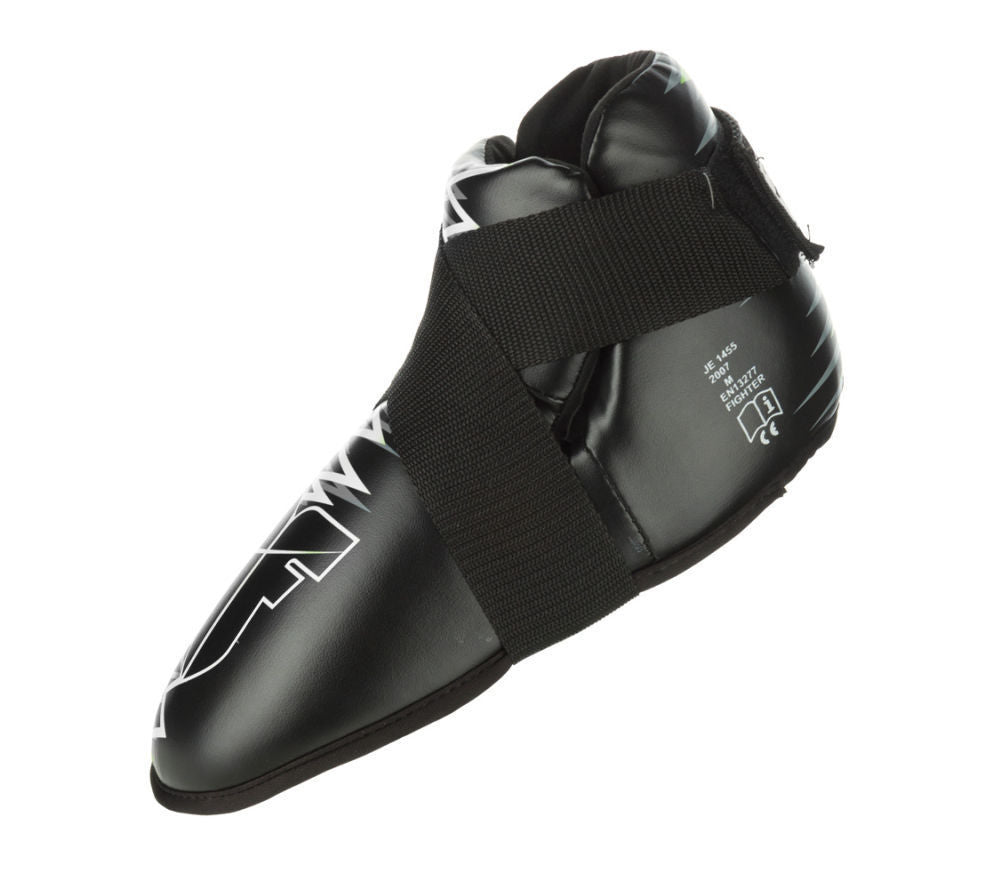 Fighter Kick Heartbeat - black/white