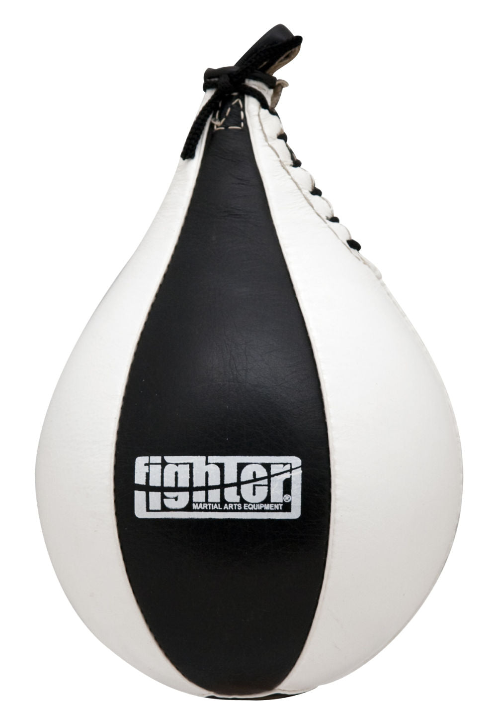 Fighter Speed Bag - black-white