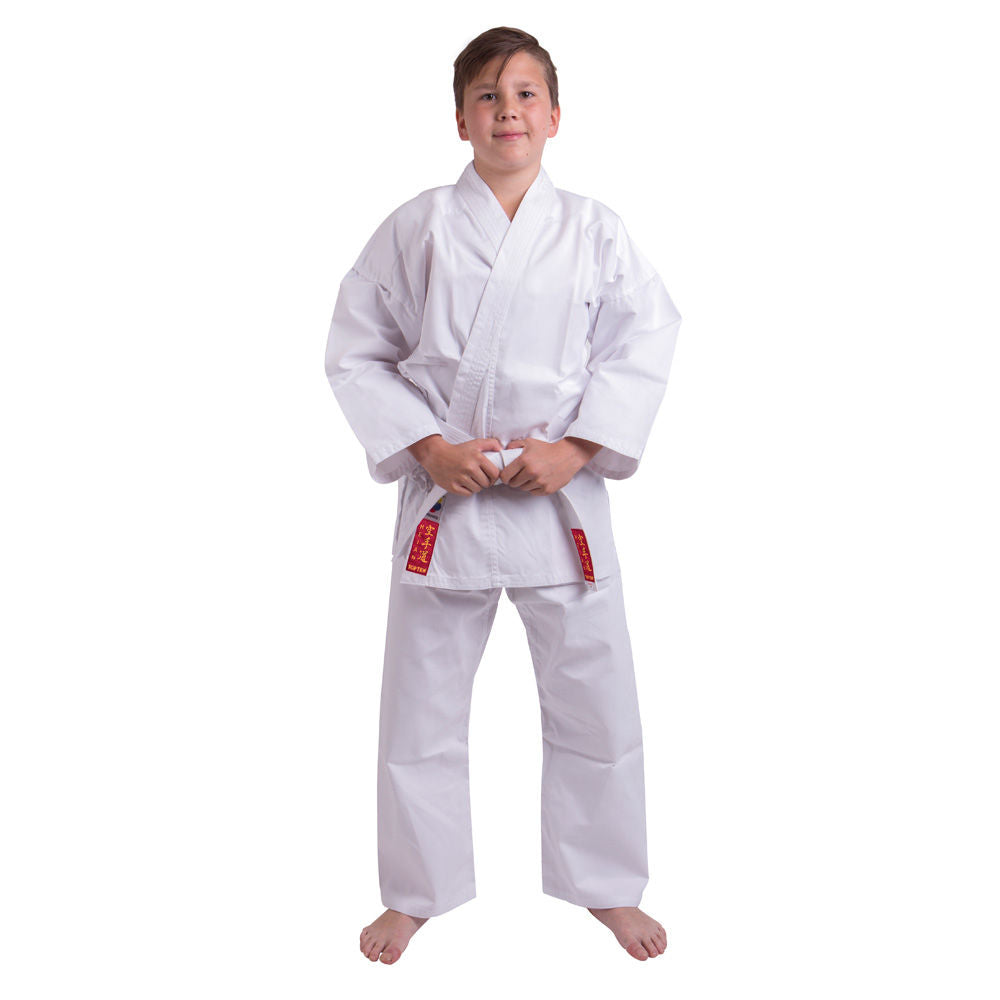 Top Ten Lightweight student uniform HEIAN - white