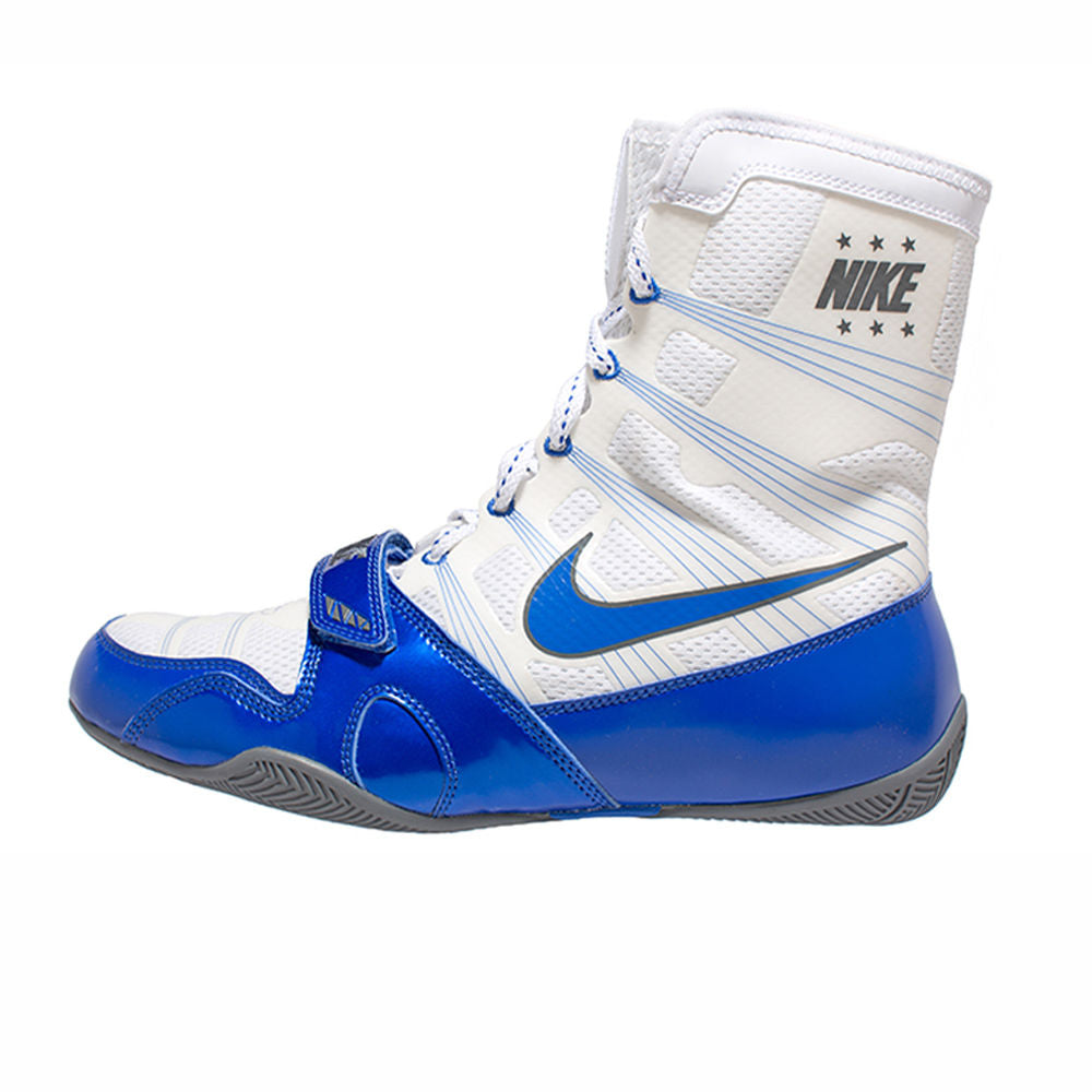 Boxing shoes NIKE HyperKO - White/Royal Blue