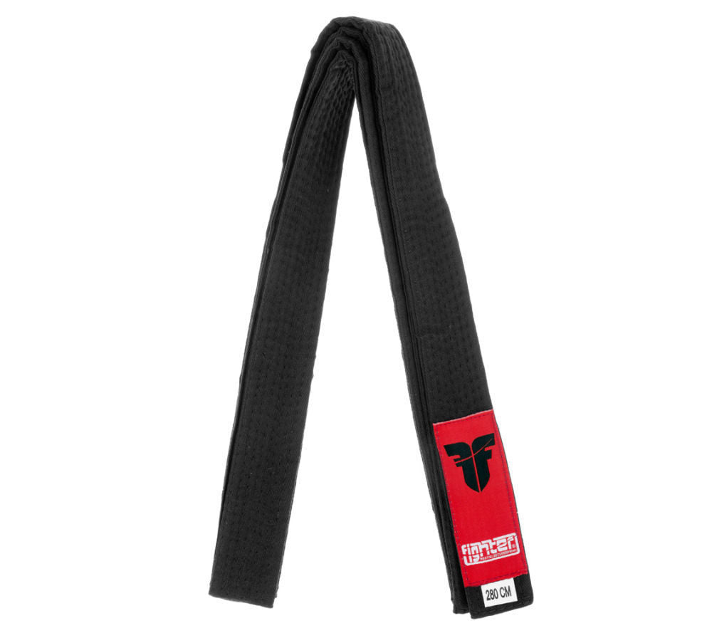 Fighter Karate Black Belt