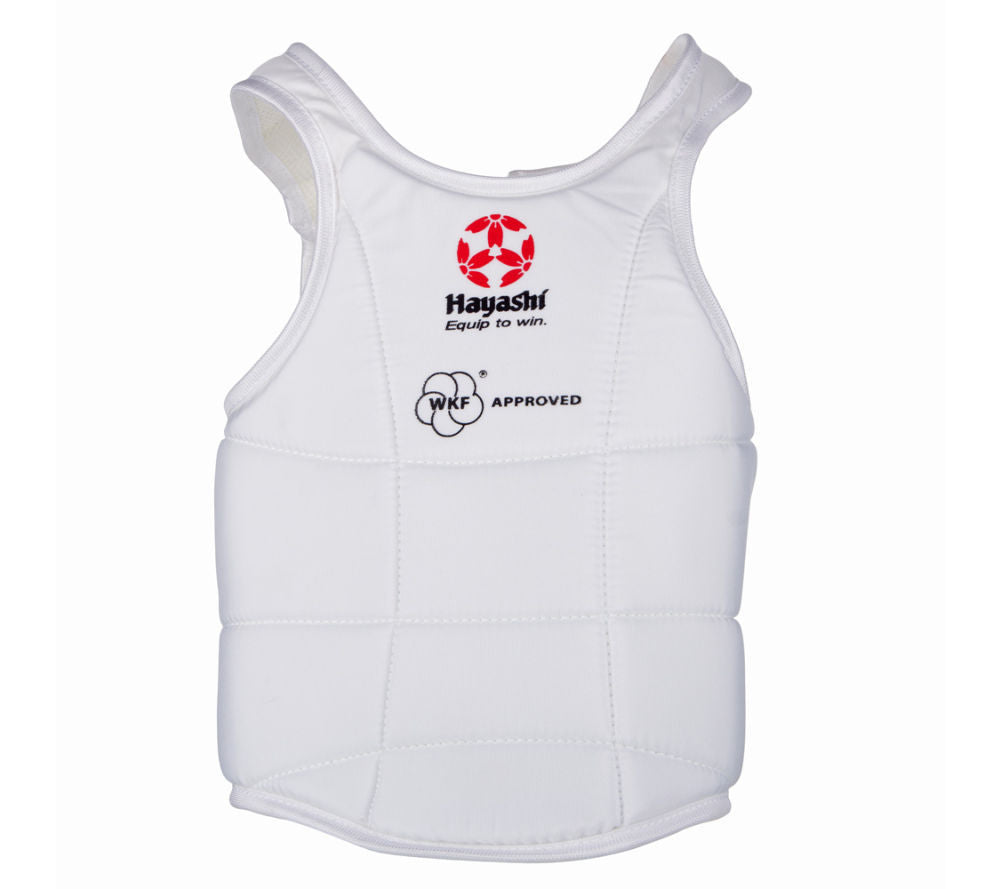 Hayashi WKF Approved Body Protector