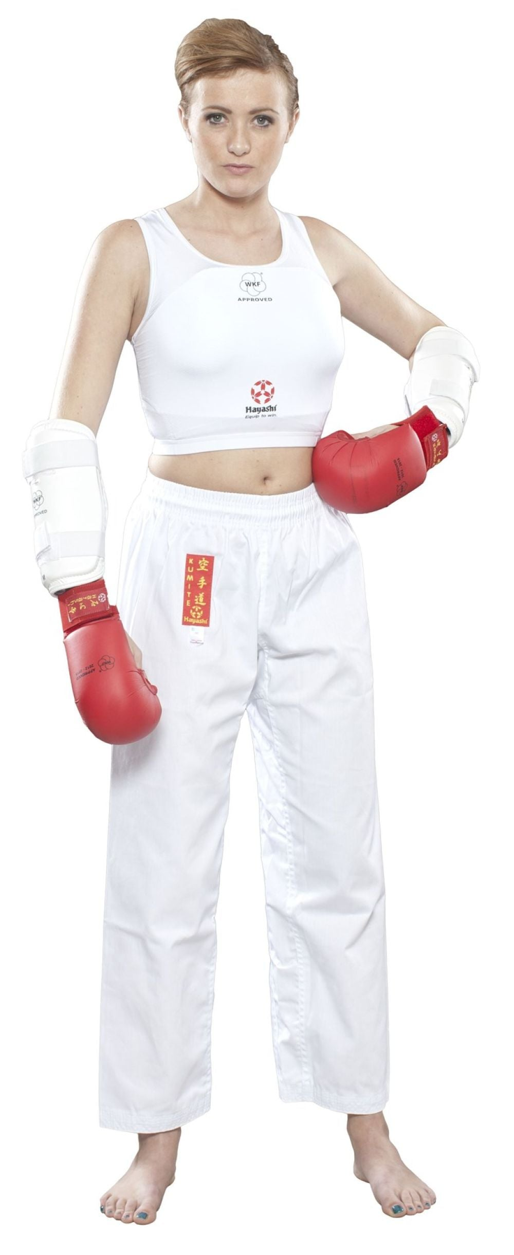 Hayashi WKF Chest Guard