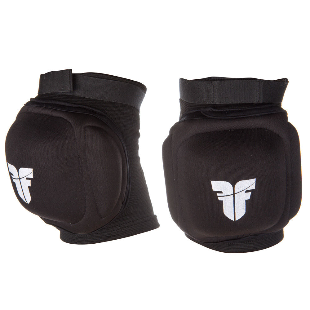 Elbow and Knee Guard - Fighter - black