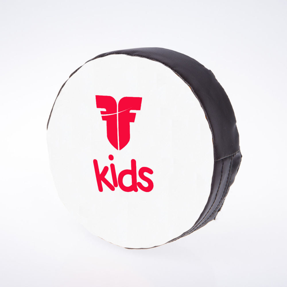 Fighter ROUND TARGET JUNIOR - White/Black