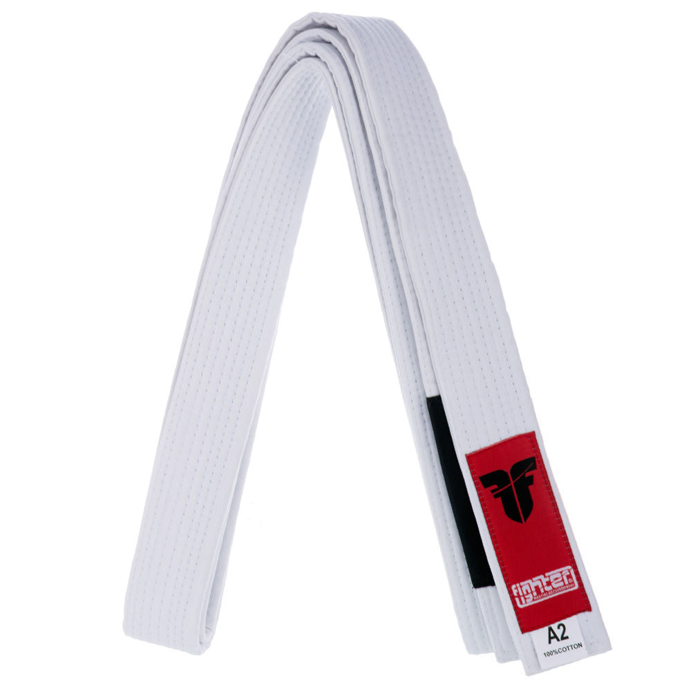 Belt Fighter BJJ White