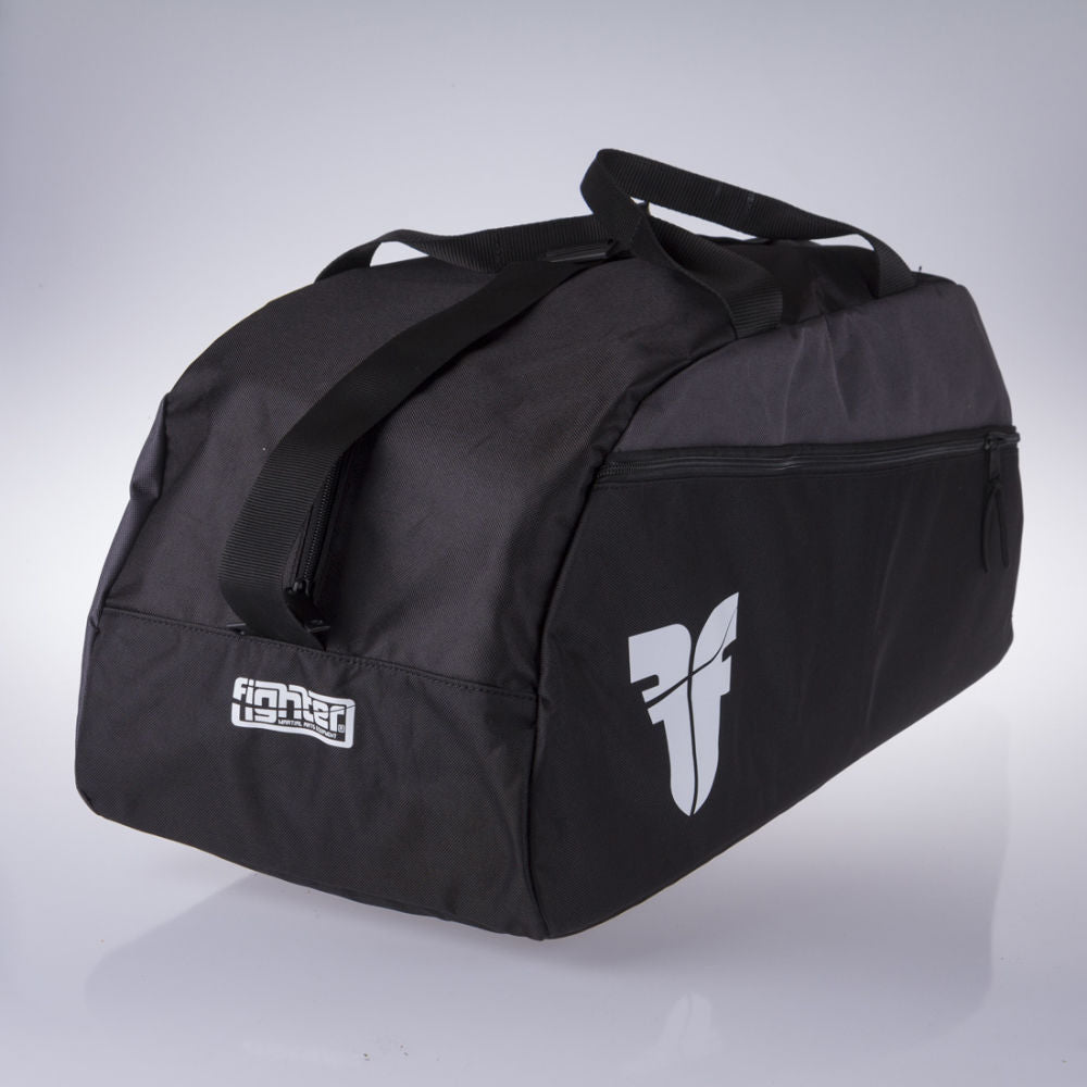 Fighter GYM Sports Bag - black/grey