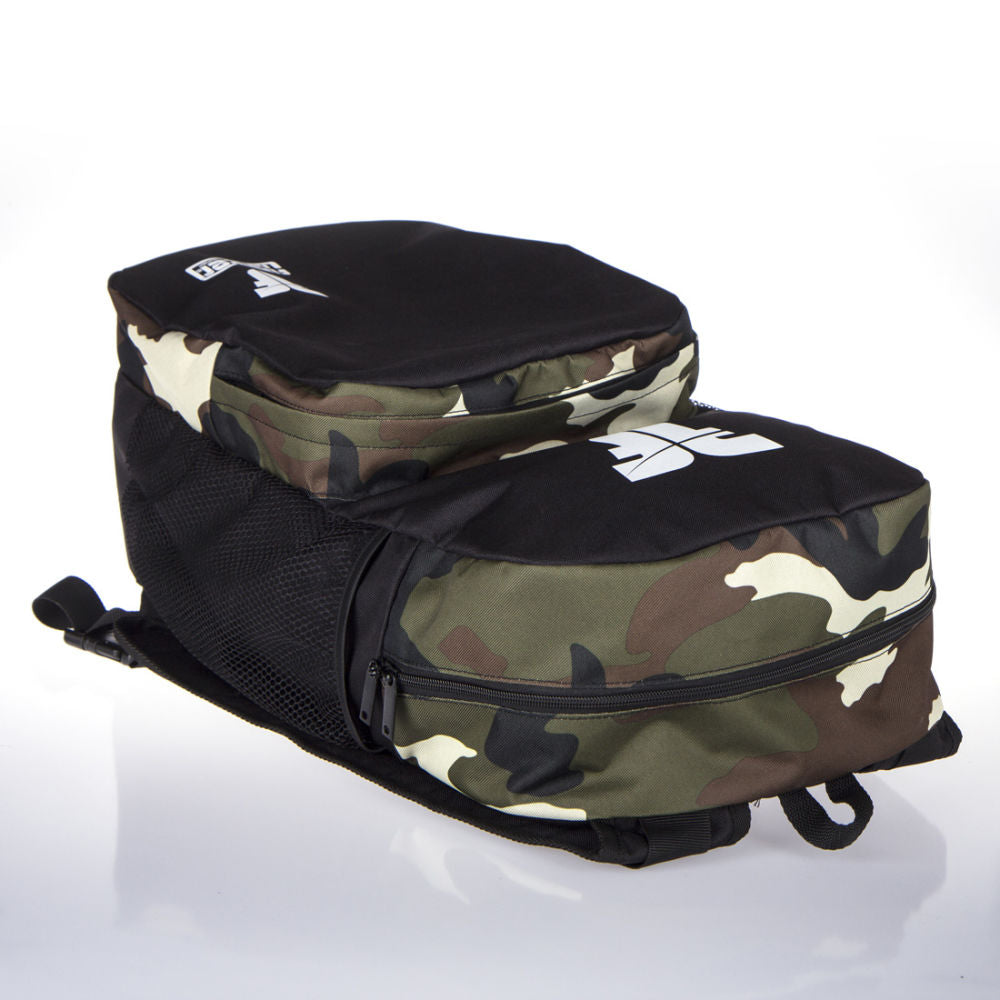 Fighter Backpack - black/camo