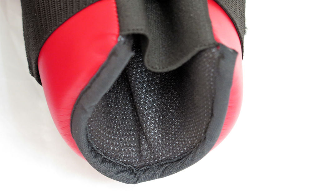 Top Ten Red Point Fighter Open Hand Gloves