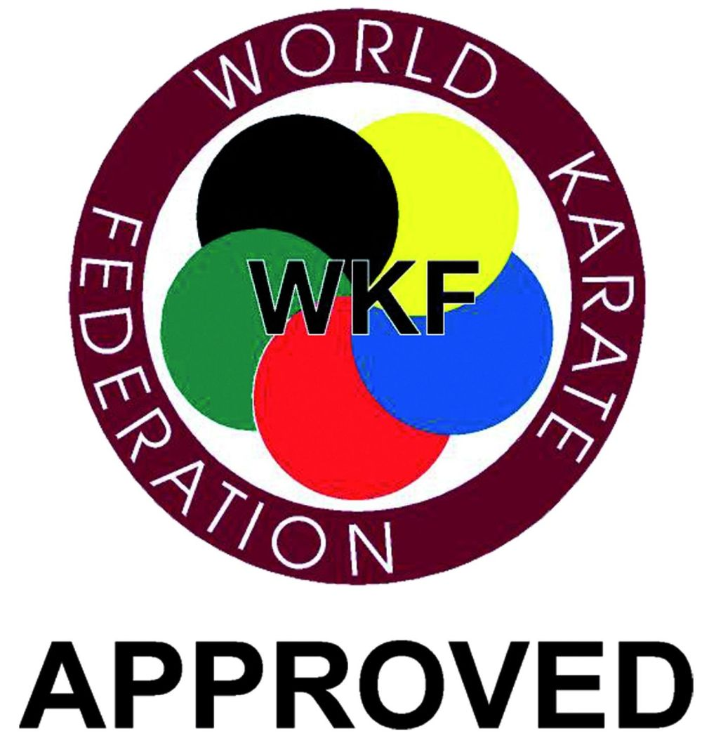 Hayashi WKF Foot and shin protection - Red