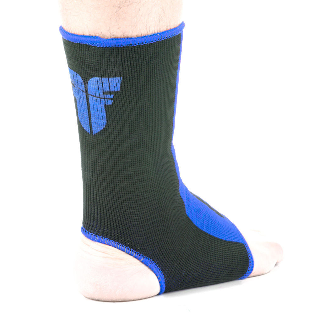 Ankle Support Fighter - blue/black