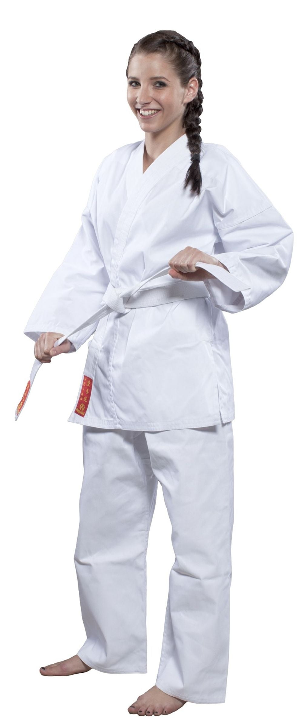 beginner karate gi
