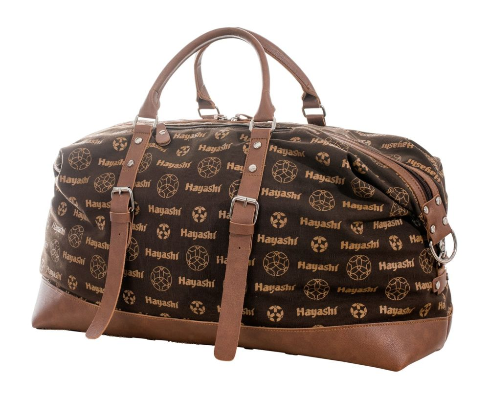 Exclusive Hayashi WEEKENDER (Limited Edition) Brown Carrybag